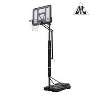 "Стойка для баскетбола мобильная 44"" DFC STAND44PVC1, фото 1"