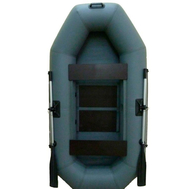 Лодка гребная Стрелка-250, двухместная, фото 1