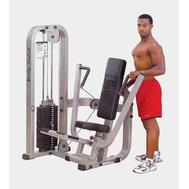 Грузоблочный тренажёр, Жим от груди BODY SOLID ProClub SBP-100, фото 1