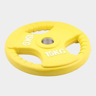 Олимпийский диск евро-классик с тройным хватом 15 кг., фото 1