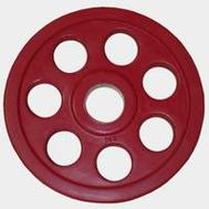Олимпийский диск евро-классик с хватом Ромашка, 5 кг., фото 1