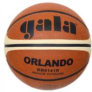 Баскетбольный мяч уличный - Gala ORLANDO 5 BB5141R, резина, фото 1