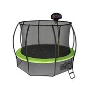 Складной уличный батут на металлокаркасе - HASTTINGS AIR GAME BASKETBALL 12FT, с защитной сеткой, фото 1