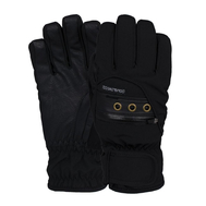Перчатки POW женские W'S ASTRA GLOVE BLACK, фото 1