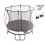Батут SPRINGFREE R54AW с фиксаторами и колесиками, фото 1